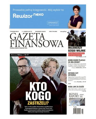 Gazeta Finansowa 09/2017