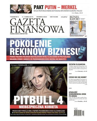 Gazeta Finansowa 10/2017