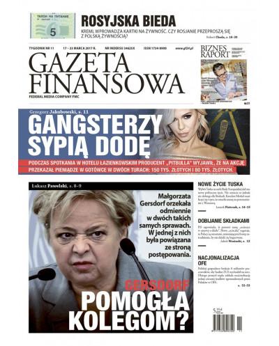 Gazeta Finansowa 11/2017