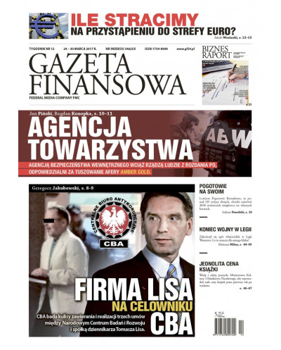 Gazeta Finansowa 12/2017