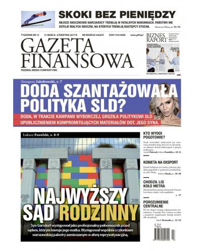 Gazeta Finansowa 13/2017