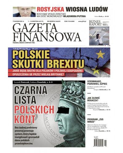 Gazeta Finansowa 14/2017