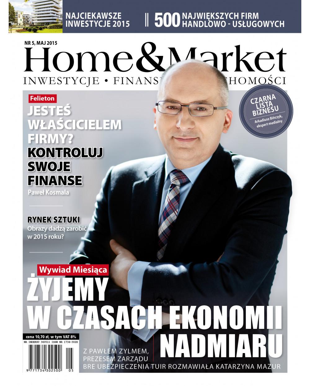 Home&Market 5/2015