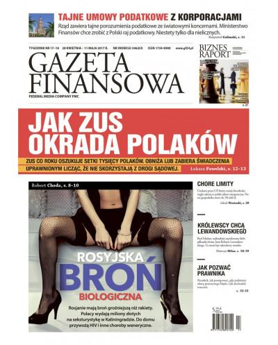 Gazeta Finansowa 17-18/2017