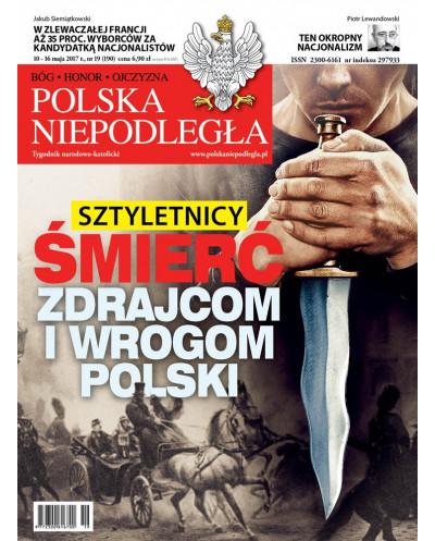 Polska Niepodległa 19/2017