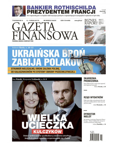 Gazeta Finansowa 19/2017