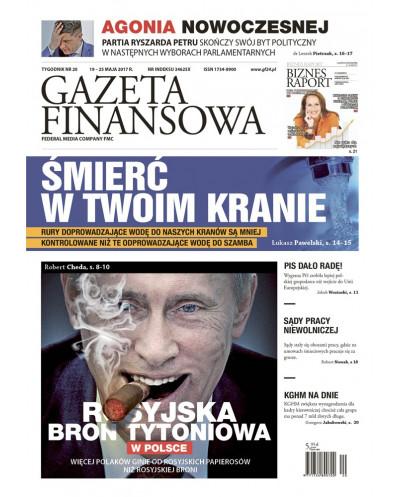 Gazeta Finansowa 20/2017