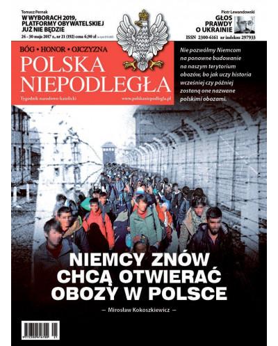 Polska Niepodległa 21/2017