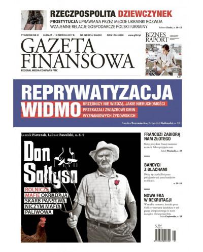 Gazeta Finansowa 21/2017