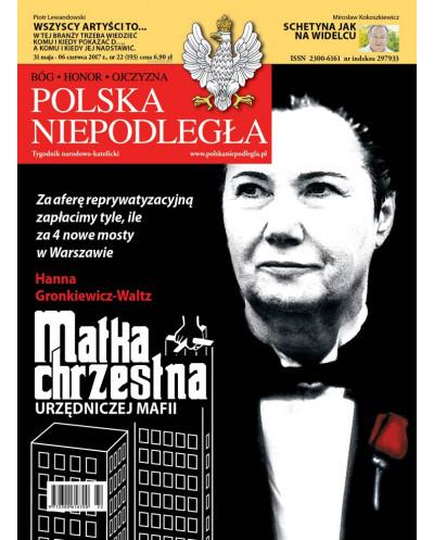 Polska Niepodległa 22/2017