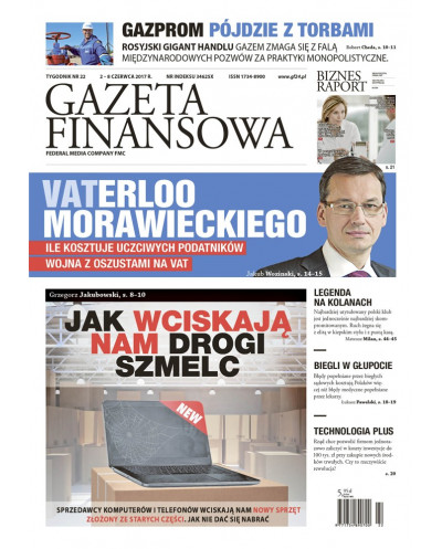 Gazeta Finansowa 22/2017