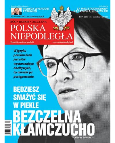 Polska Niepodległa 23/2017