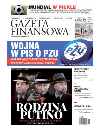 Gazeta Finansowa 23/2017