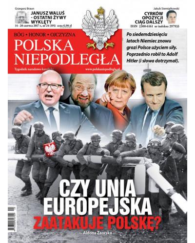 Polska Niepodległa 24/2017