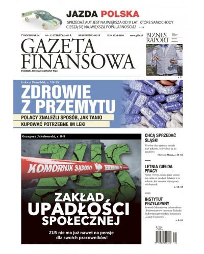 Gazeta Finansowa 24/2017