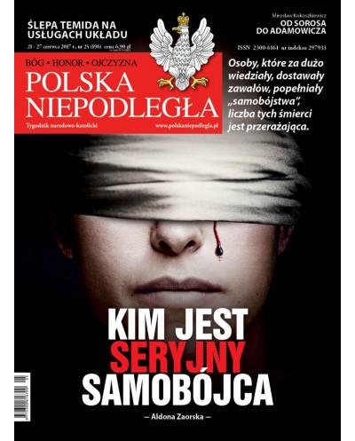 Polska Niepodległa 25/2017