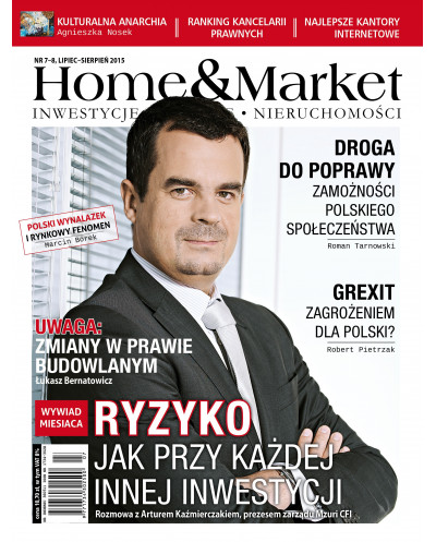 Home&Market 7-8/2015