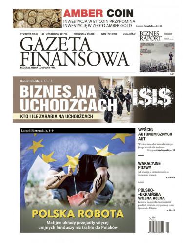 Gazeta Finansowa 25/2017