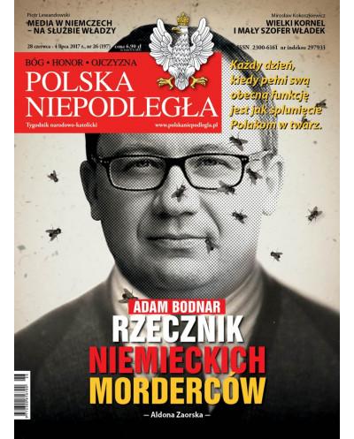 Polska Niepodległa 26/2017