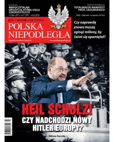 Polska Niepodległa 27/2017