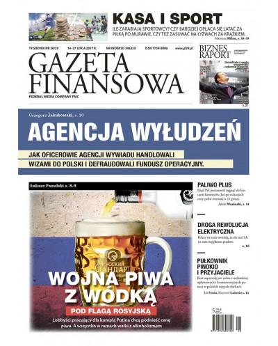 Gazeta Finansowa 28-29/2017