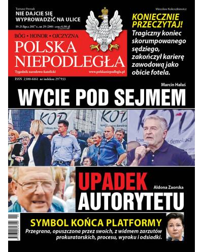 Polska Niepodległa 29/2017