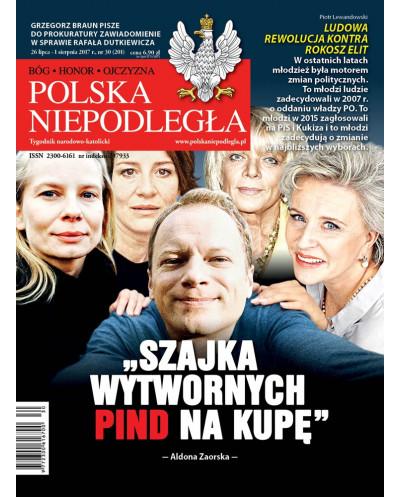 Polska Niepodległa 30/2017