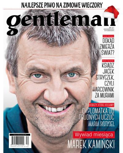 Gentleman 12/2014 - 01/2015