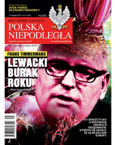 Polska Niepodległa 31/2017
