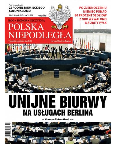 Polska Niepodległa 34/2017