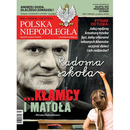 Polska Niepodległa 35/2017