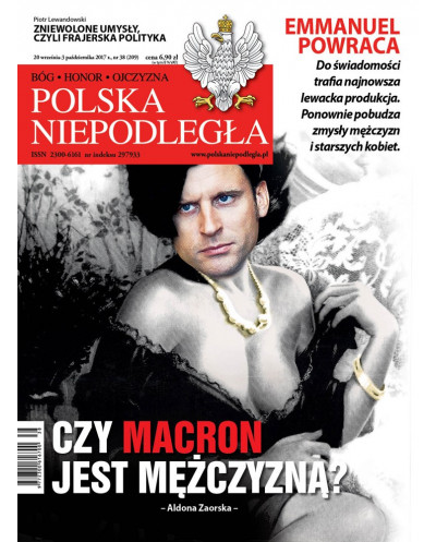 Polska Niepodległa 38/2017
