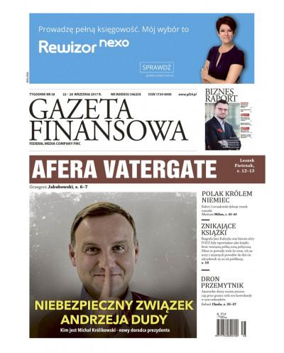 Gazeta Finansowa 38/2017