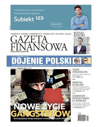 Gazeta Finansowa 39/2017