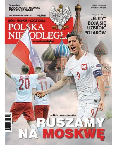 Polska Niepodległa 40/2017