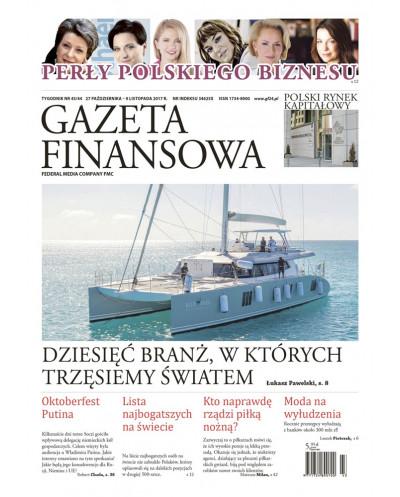 Gazeta Finansowa 43-44/2017