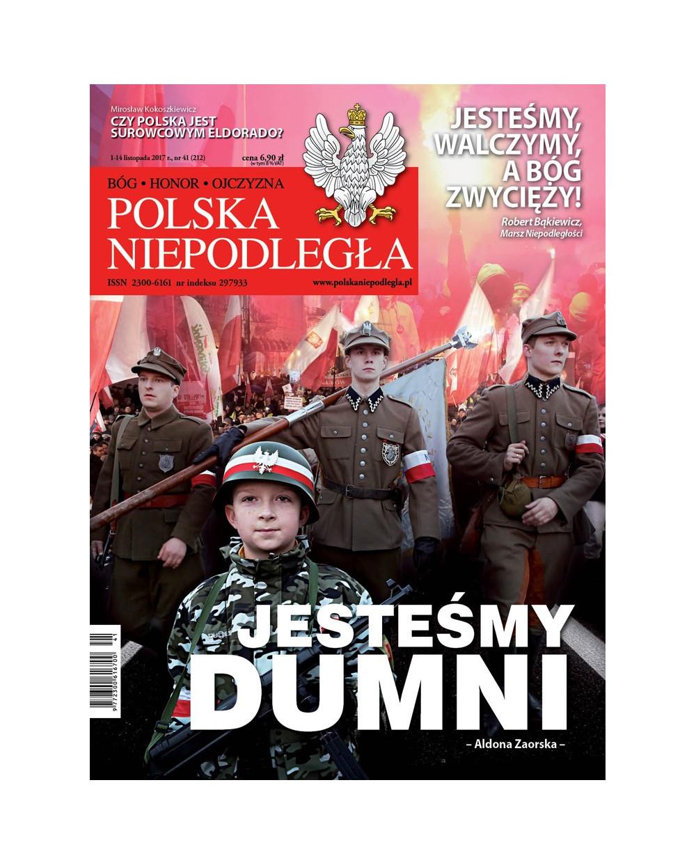Polska Niepodległa 41/2017