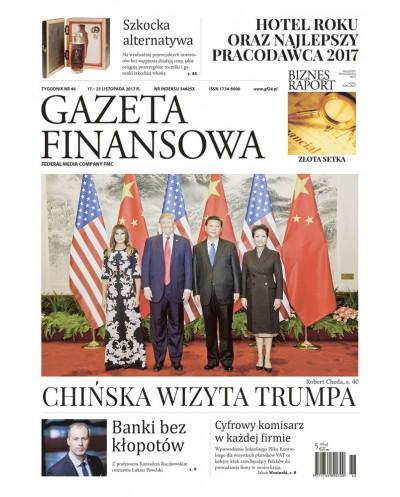 Gazeta Finansowa 46/2017