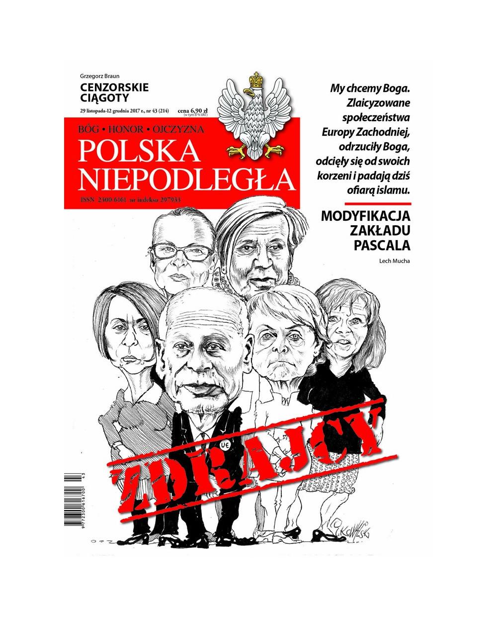 Polska Niepodległa 43/2017