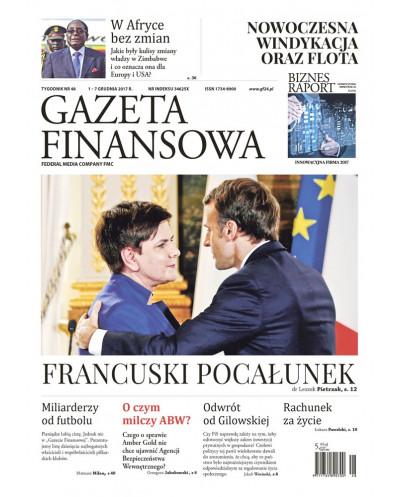 Gazeta Finansowa 48/2017