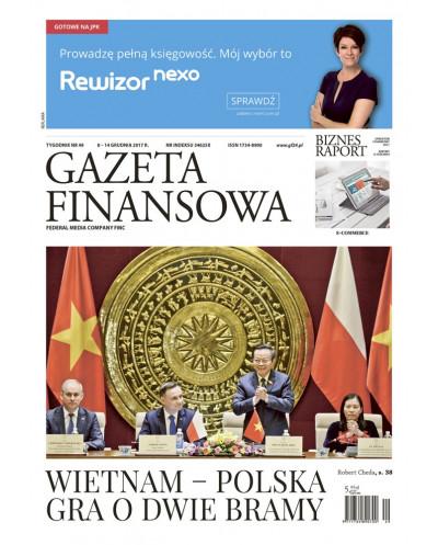 Gazeta Finansowa 49/2017