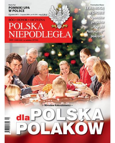 Polska Niepodległa 44/2017