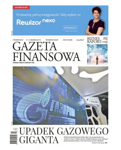 Gazeta Finansowa 50/2017