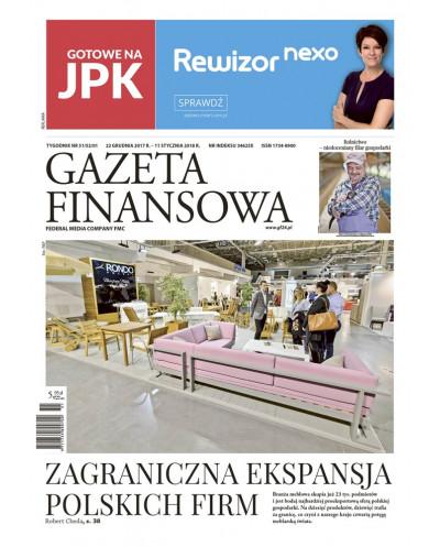 Gazeta Finansowa 51/2017