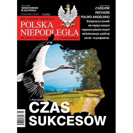 Polska Niepodległa 01/2018