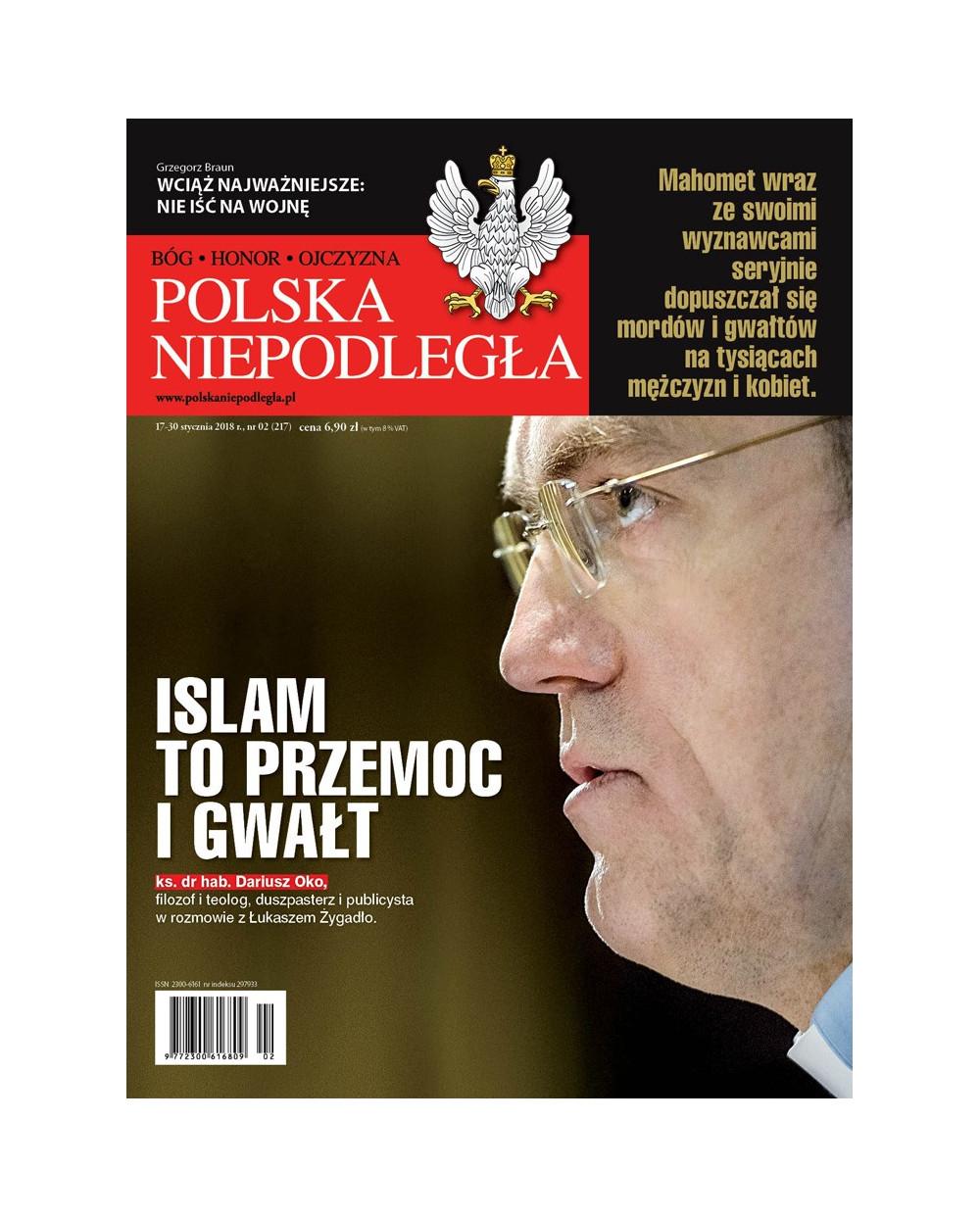 Polska Niepodległa 02/2018