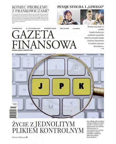 Gazeta Finansowa 03/2018