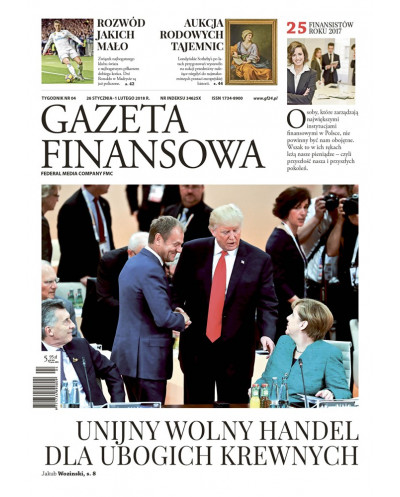 Gazeta Finansowa 04/2018