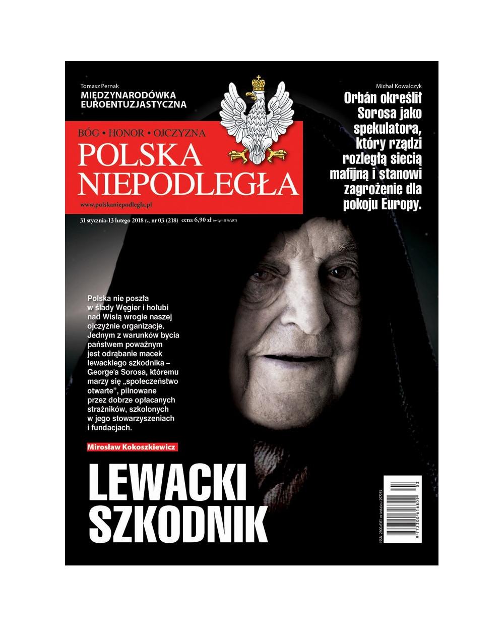 Polska Niepodległa 03/2018