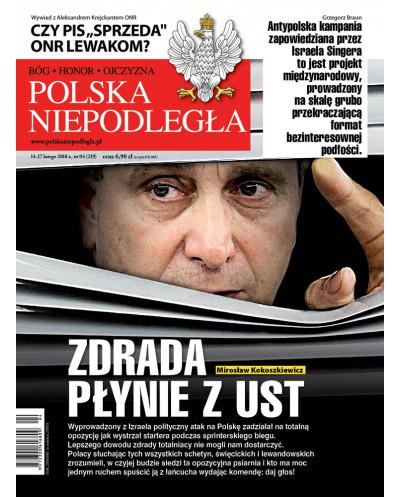 Polska Niepodległa 04/2018